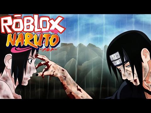 UCHIHA SHURIKEN STYLE! || ROBLOX Shinobi Life Episode 2 (Roblox Naruto)