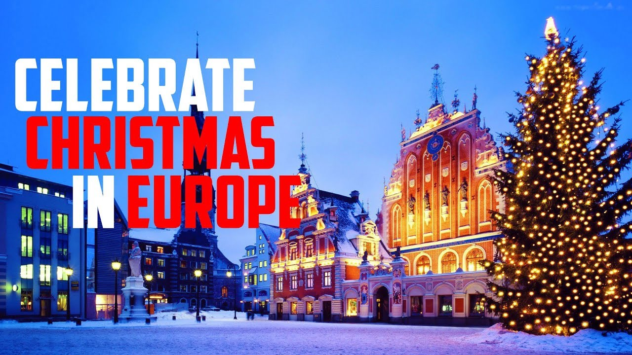 Top 10 christmas holiday destinations in europe for Top christmas travel destinations