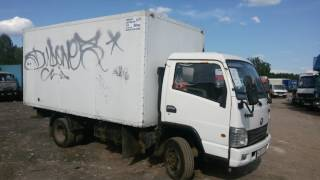 Видео-обзор: Изотермический фургон BAW FENIX (от «Трак-Платформа»)