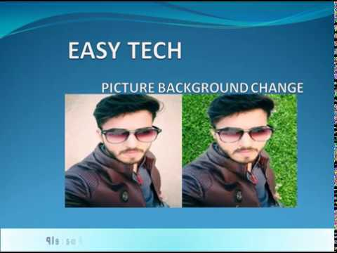 PICTURE BACKGROUND CHANGE| PHOTOSHOP| EASY PICTURE BACKGROUND| BACKGROUND CHANGE|