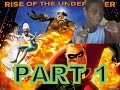 The Incredibles: Rise of the Underminer Walkthrough Part 1 With Commentary