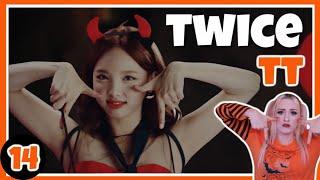 TWICE(트와이스) - 'TT(티티)' | 31 Days of Halloween K-Pop …