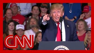 CNN reporter: This Trump claim at rally