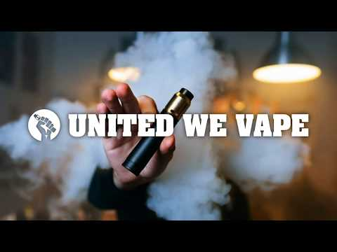 United We Vape News - Michigan Flavor Ban Recap and Update