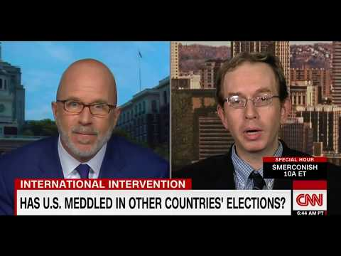 CNN Guest: America has interfered in 81 foreign Elections