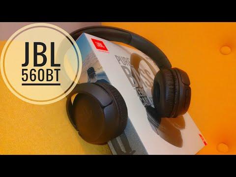 Наушники JBL 560 BT - Честный обзор