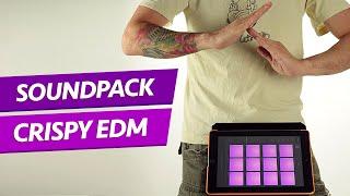 Crispy EDM - Electro Drum Pads 24