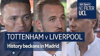 Tottenham vs Liverpool | McManaman, Kane, Jenas, Robertson | No Filter UCL