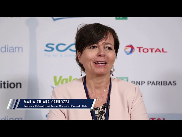 How can company surf the digital revolution? Maria Chiara Carrozza