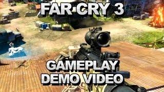 Far Cry 3 Walkthrough - Gameplay Demo Video