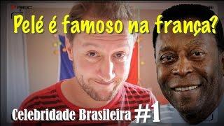 Pelé é famoso na França?