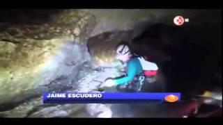 Las Grutas De San Agustín, la mas grande de America,  Huautla De Jimenez, Oaxaca