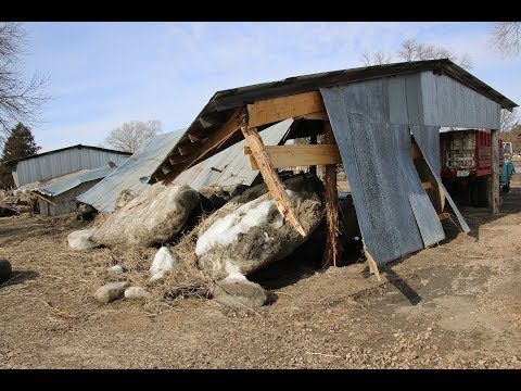 100-Year-Old Family Farm Destroyed in Historic Flood