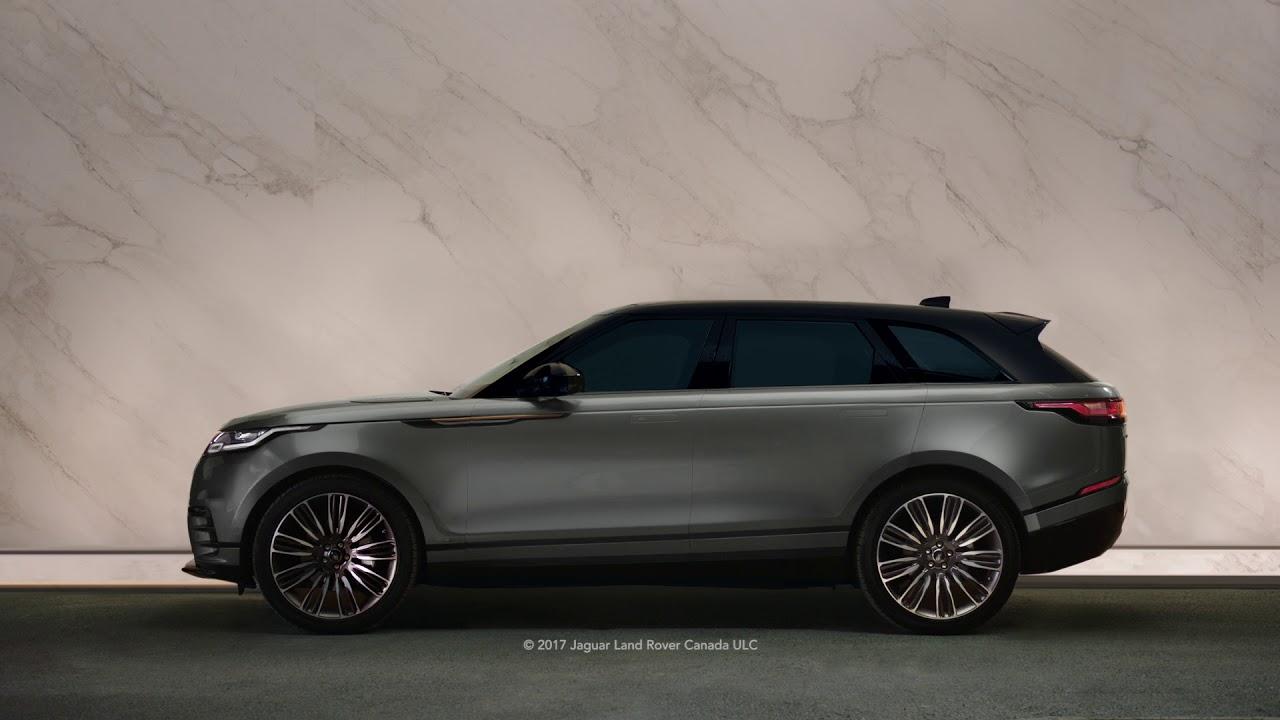 Land Rover Kelowna >> The New Range Rover Velar Land Rover Kelowna