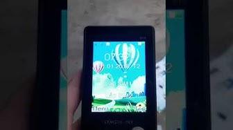 Video review điện thoại SYMPHONY D10 #2