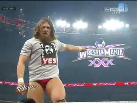 Resultados WWE Raw 3/31/14 Brock Lesnar F5...