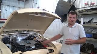 ГАЗ-21 V8 технический обзор завершенного проекта.