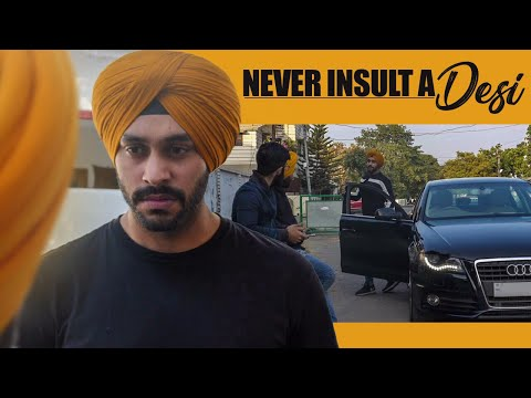 Never Insult a Desi | SahibNoor Singh