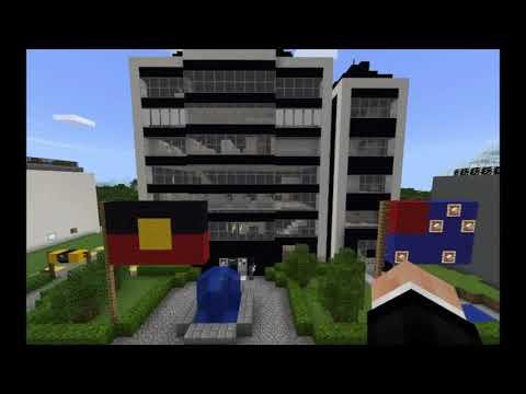 Minecraft Aerotropolis Dalmeny Submission