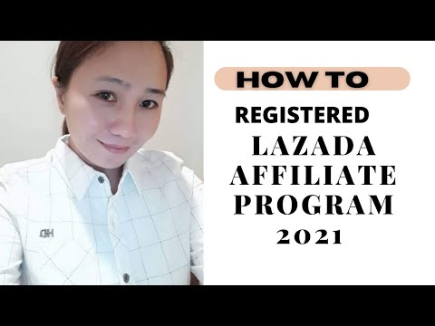 How TO REGISTERED LAZADA AFFILIATE PROGRAM 2021 in MALAYSIA