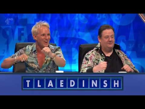8 Out of 10 Cats Does Countdown S10E03 HD CC (27 January 2017)