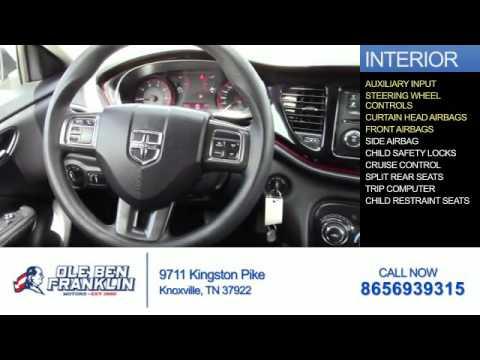 2015 Dodge Dart 85945 Knoxville Tn Youtube