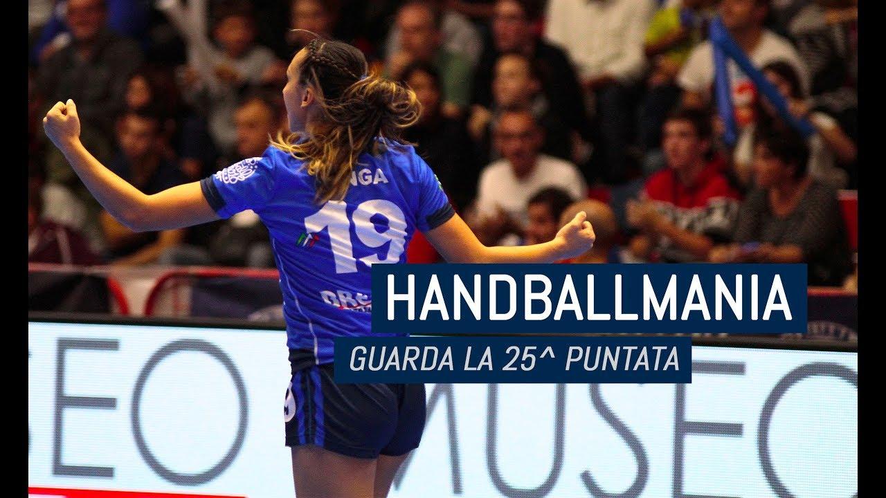 HandballMania - 25^ puntata [15 marzo]