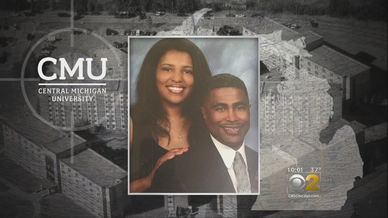 Bellwood Police Officer, Wife Killed In Central Michigan University Shooting