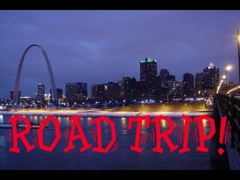 Road Trip: Roanoke VA to St. Louis MO