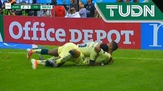 Gol de Ibarra | América 2 - 1 Tijuana | Liga MX - J3 | TUDN México