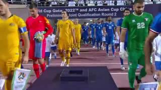 MD2 Group B Asian Qualifiers : Kuwait 0 - 3 Australia