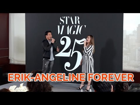 Erik Santos and Angeline Quinto - Forever (cover)