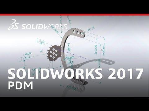 SOLIDWORKS PDM 2017