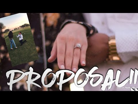 Best day of my life!!! (PROPOSAL VIDEO)