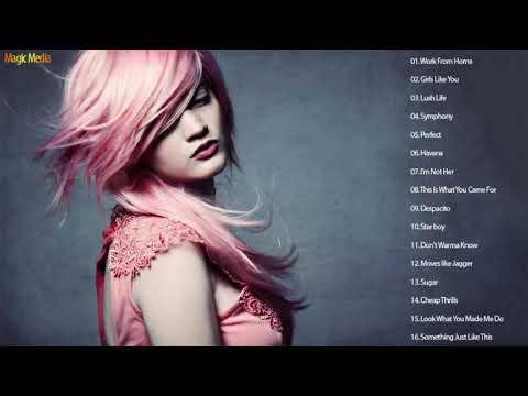 TOP LAGU BARAT TERBARU 2018 | Lebih Update Kumpulan Lagu Barat Remix 2019 Hit Musik Barat 2018