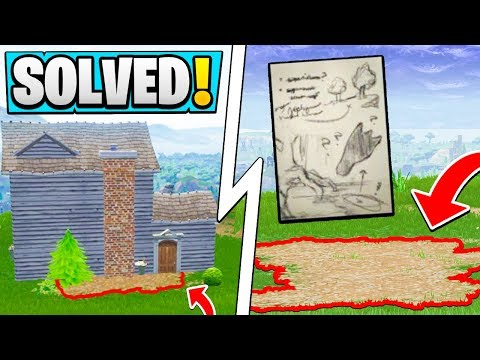 *SECRET* Fortnite MONSTER is Under Ground! | Season 4 Story Line SOLVED!