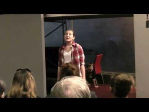Monologue - A Cinderella Story
