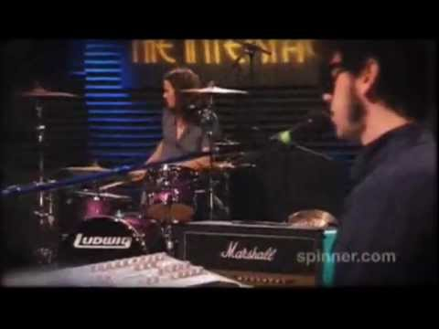 MGMT - Electric Feel (Live on AOL Interface)