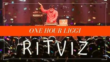 Ritviz - Liggi ( 1 Hour Loop ) || Bacardi Sessions