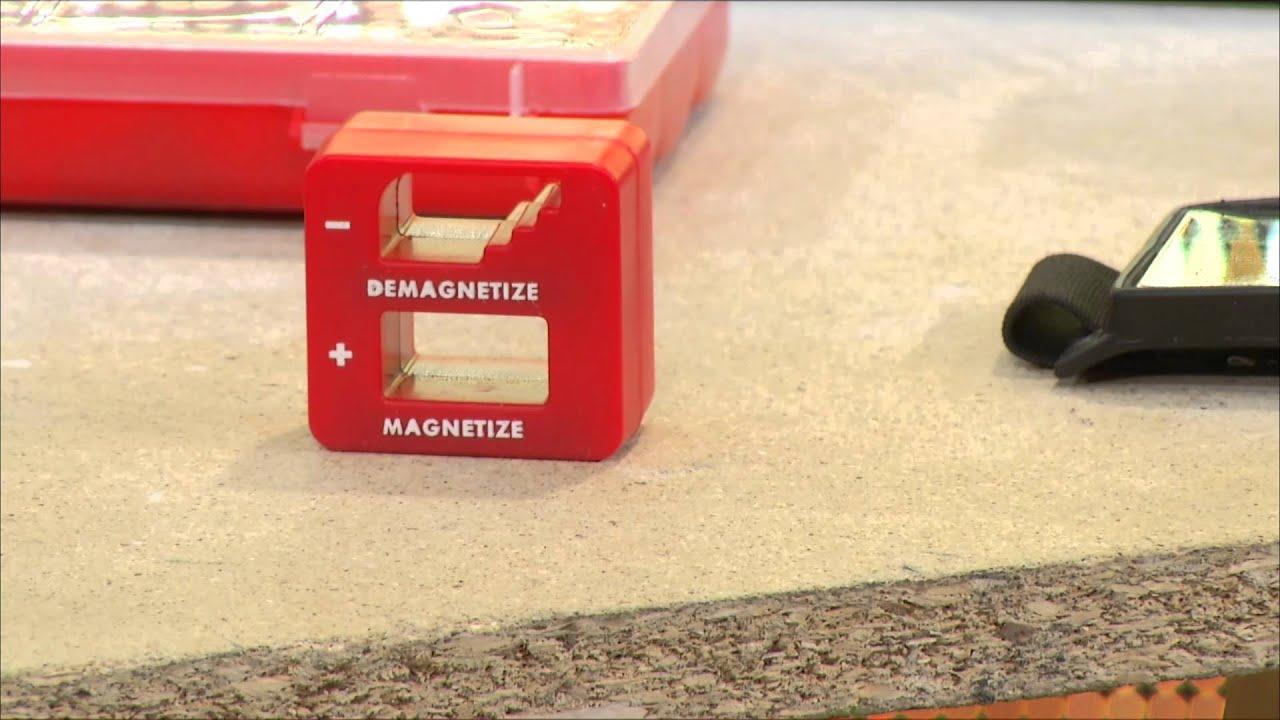 12in1-Bit-Schraubendreher mit 2 Wechseltrommeln Kreuzschraubenzieher