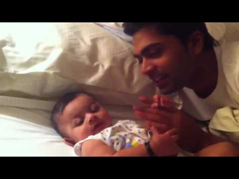 Me with my nephew Samarth