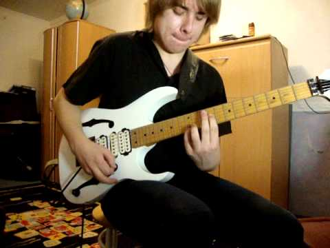 Ivlev Danil (Ивлев Данил) - Rock Box (Marty Friedman cover)