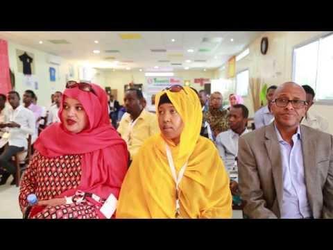 Startup Grind Mogadishu hosts Mrs Nasra Weheliye