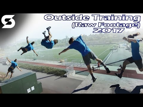 Outside Training 2017 (Raw Footage)