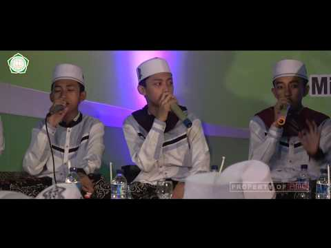 Aku Cinta Pada Nabi + AnNabi Shollu Alaih + Ya Tahoibah || Syubbanul Muslimin Di Asshiddiqiyah