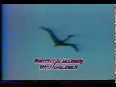 Paul MacCready  pterosaur Quetzalcoatlus Northropi QN RC ornithopter
