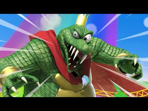 King K. Rool Hits Harder Than My Dad (Can I Say That?) Super Smash Bros Ultimate GAMEPLAY thumbnail