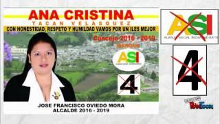 Elecciones Octubre 2015