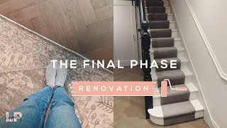 THE FINAL PHASE: RENOVATION VLOG | Lily Pebbles