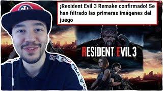 ¡¡RESIDENT EVIL 3: NEMESIS REMAKE!! La gente NO usa el 4K para JUGAR
